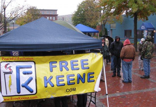 FreeKeene.com banner