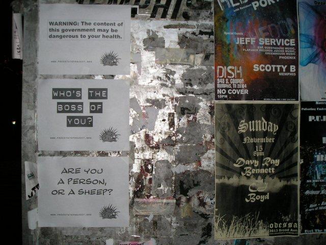 FSP flyers