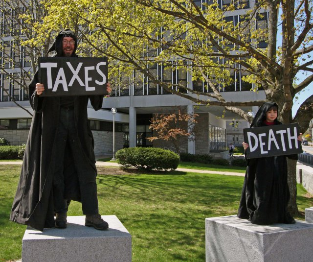Death and Taxes 2
