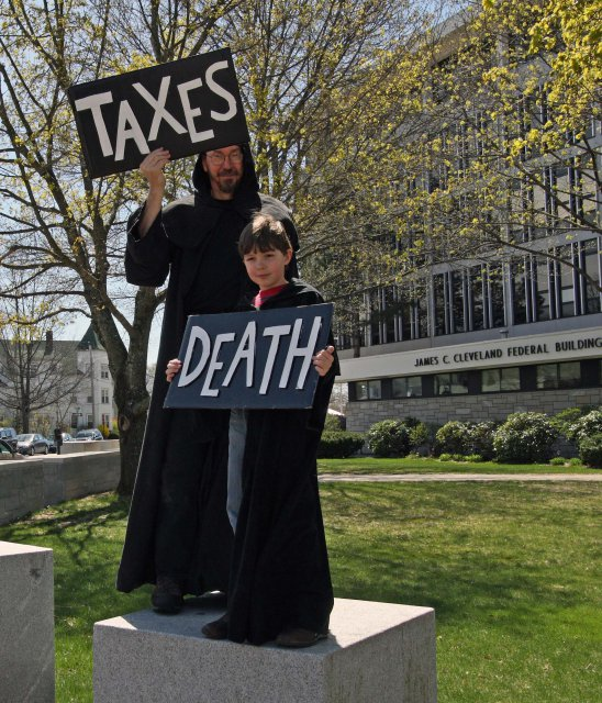 Death and Taxes 3