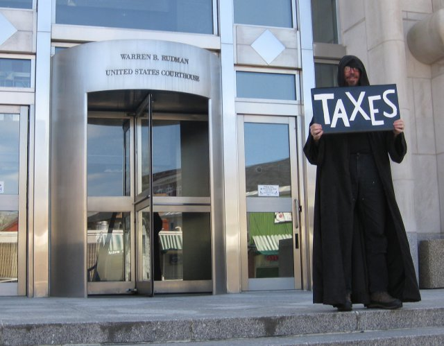 Taxes Paid for the Federal Courthouse